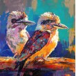 Pair of Kookaburras